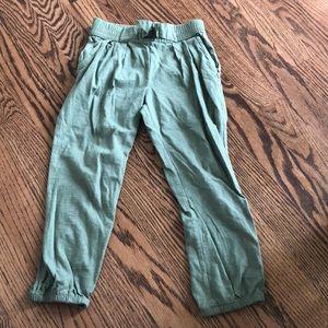 4T Army Green Gap Harem Pants